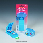 ACULIFE deluxe pill box splitter